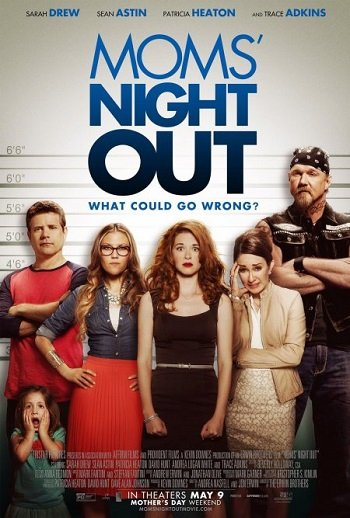 Moms' Night Out (2014) คืนชุลมุน คุณแม่ขอซิ่ง
