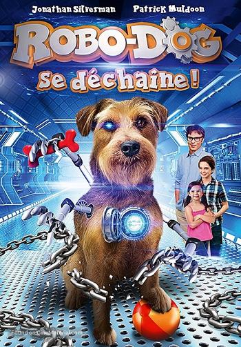 Robo-Dog: Airborne (2017) โรโบ หมาบินได้