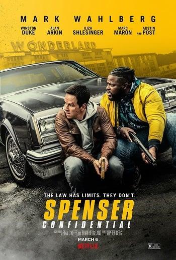 Spenser Confidential   Netflix (2020) สเปนเซอร์ ลุย ล่า ปราบทรชน