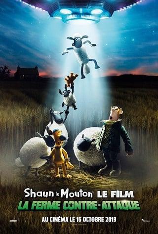 A Shaun the Sheep Movie Farmageddon (2019) เจ้าแกะน้อยกับผู้มาเยือน