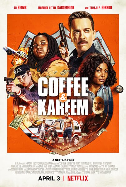 Coffee & Kareem | Netflix (2020) คอฟฟี่กับคารีม