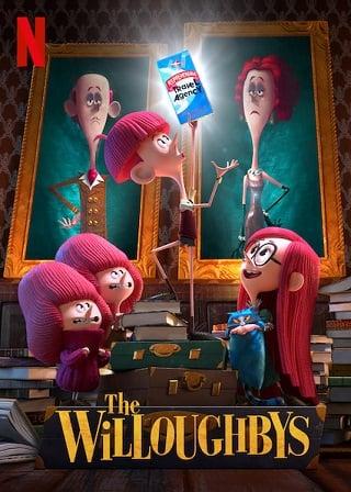 The Willoughbys (2020) วิลโลบี้ สี่พี่น้องผจญภัย