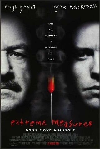 Extreme Measures (1996) ฉีกกฎอำมหิต