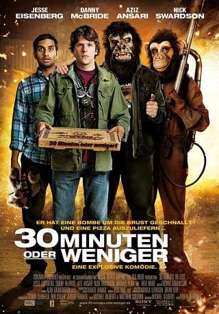 30 Minutes or Less (2011) ปล้นด่วน ก๊วนเด็กแนว