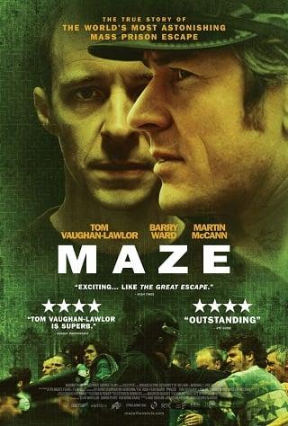 Maze (2017) เส้นทางแห่งเขาวงกต