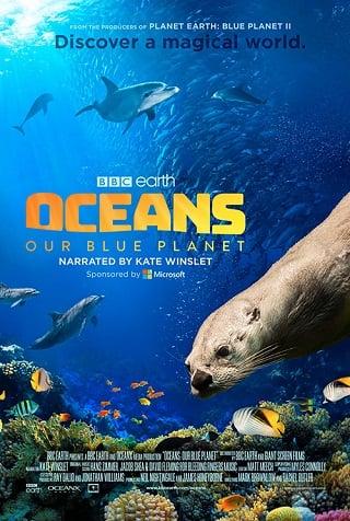 Oceans: Our Blue Planet (2012) มหาสมุทร ในดาวเคราะห์สีน้ำเงินของเรา