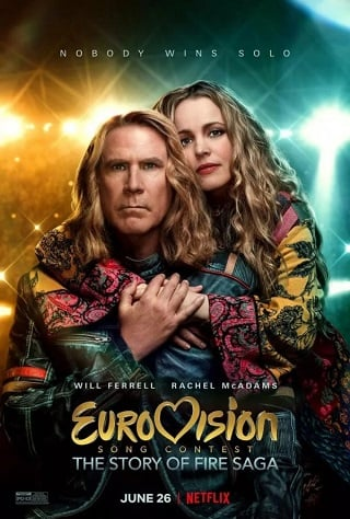 Eurovision Song Contest: The Story of Fire Saga | Netflix (2020) ไฟร์ซาก้า: ไฟ ฝัน ประชัน เพลง EUROVISION SONG CONTEST