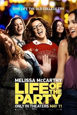 Life of the Party (2018) ไลฟ์ ออฟ เดอะ ปาร์ตี้