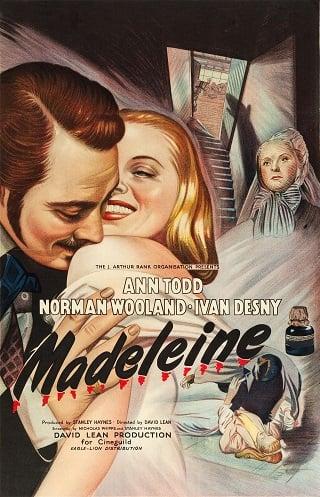 Madeleine (1950) รักร้ายของเมเดลีน