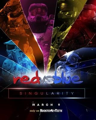 Red vs. Blue Singularity (2019) แดงกับน้ำเงิน ขบวนการกู้โลก