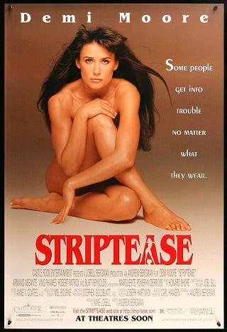 Striptease (1996) หัวใจนี้หยุดโลกได้