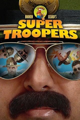 Super Troopers (2001) สุดยอดนายอำเภอ