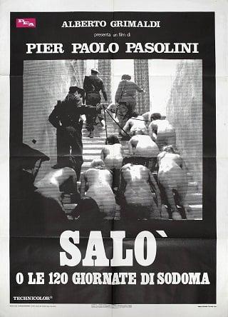 The 120 Days of Sodom (1975) ซาโล 120 วัน โหด..โฉด…เหี้ยม
