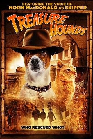 Treasure Hounds (2017) หมายอดนักสืบ