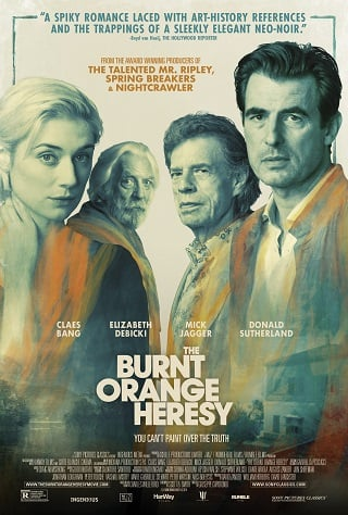 The Burnt Orange Heresy (2019) มนุษย์นอกรีต