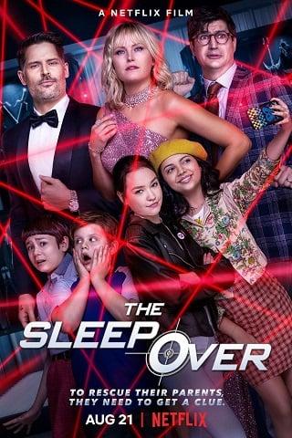 The Sleepover | Netflix (2020) เดอะ สลีปโอเวอร์