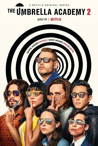 The Umbrella Academy | Netflix Season 2 (2020) ดิ อัมเบรลลา อคาเดมี่ (EP.1-EP.10 จบ) พากย์ไทย+ซับไทย