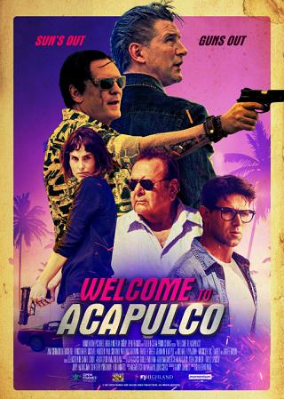 Welcome to Acapulco (2019) ยินดีต้องรับสู่ อากาปุลโกเดคัวเรซ