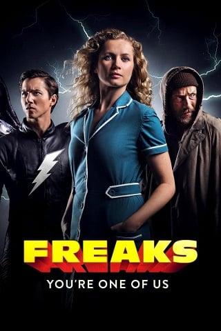 Freaks – You're One of Us | Netflix (2020) ฟรีคส์ จอมพลังพันธุ์แปลก