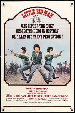Little Big Man (1970) นรกสั่งฆ่า