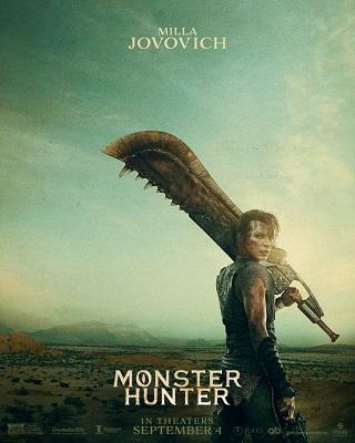 Monster Hunters (2020) มอนสเตอร์ ฮันเตอร์