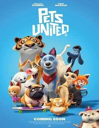 Pets United | Netflix (2020) เพ็ทส์ ยูไนเต็ด ขนปุยรวมพลัง