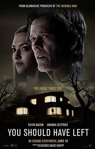 You Should Have Left (2020) มันอยู่ในบ้าน