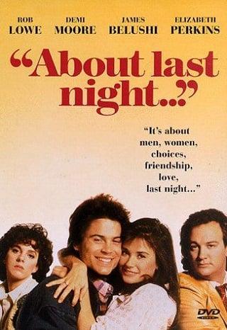About Last Night (1986) รักนี้…ยากจะบอกเธอ