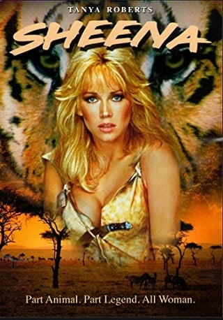 Sheena (1984) ชีน่า ราชินีแห่งป่า