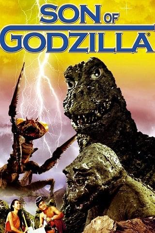 Son of Godzilla (Kaijûtô no kessen Gojira no musuko) (1967) ลูกก็อตซิลล่า