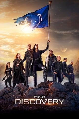 Star Trek Discovery (Season 3) (2020) สตาร์ เทรค: ดิสคัฟเวอรี่ ซีซั่น 3 EP.1-EP.9