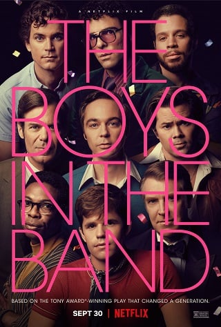 The Boys in the Band | Netflix (2020) บรรยายไทย