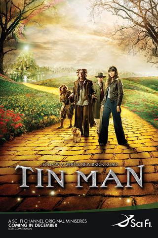 Tin Man (2007) มหัศจรรย์เมืองอ๊อซ สาวน้อยตะลุยแดนหรรษา Tin Man Part 1