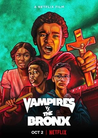 Vampires vs. the Bronx | Netflix (2020) แวมไพร์บุกบรองซ์