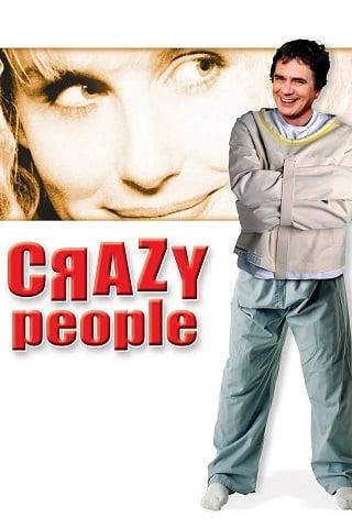 Crazy People (1990) บรรยายไทย