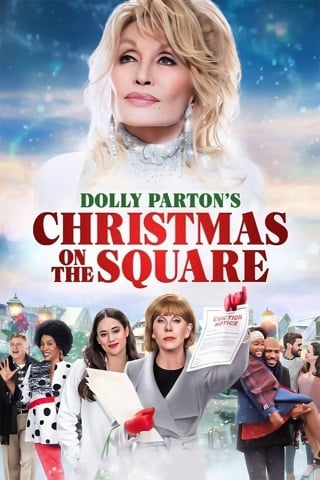 Dolly Parton's Christmas on the Square   Netflix (2020) ดอลลี่ พาร์ตัน คริสต์มาส ออน เดอะ สแควร์