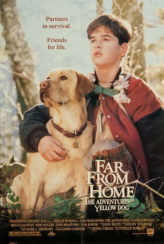 Far from Home The Adventures of Yellow Dog (1995) เพื่อนรักแสนรู้