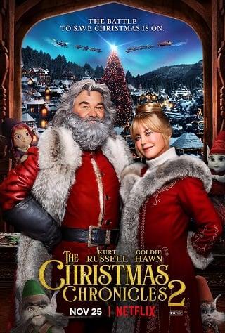 The Christmas Chronicles: Part Two | Netflix (2020) ผจญภัยพิทักษ์คริสต์มาส ภาค 2