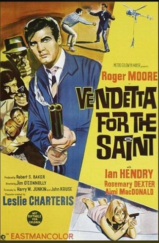 Vendetta for the Saint (1969) เดอะเซนต์ ยอดคนมหากาฬ