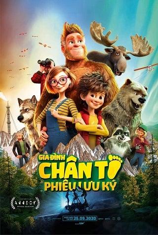 Bigfoot Family (2020) บรรยายไทยแปล