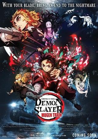 Demon Slayer the Movie: Mugen Train (2020) ดาบพิฆาตอสูร เดอะมูฟวี่ : ศึกรถไฟสู่นิรันดร์