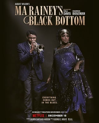 Ma Rainey's Black Bottom | Netflix (2020) มา เรนีย์ ตำนานเพลงบลูส์