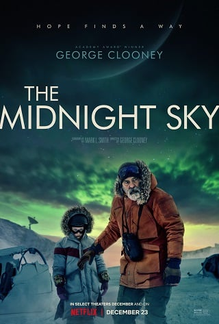 The Midnight Sky | Netflix (2020) สัญญาณสงัด