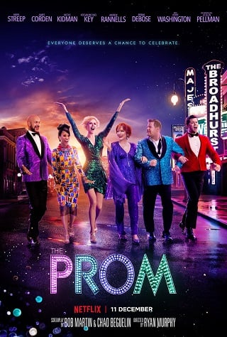 The Prom | Netflix (2020) เดอะ พรอม