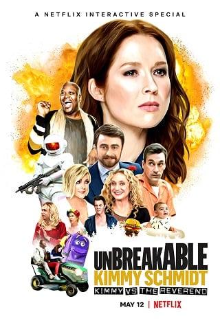 Unbreakable Kimmy Schmidt: Kimmy vs. the Reverend – Netflix (2020) คิมมี่ ชมิดต์ ผู้แข็งแกร่ง คิมมี่ปะทะบาทหลวง