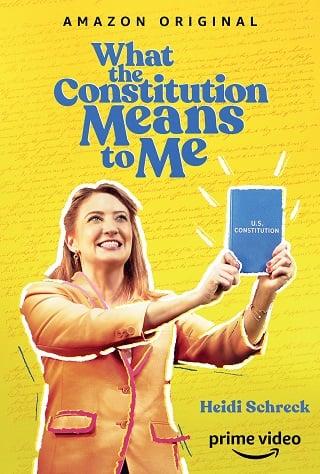 What the Constitution Means to Me (2020) AMAZON รัฐธรรมนูญมีความหมายต่อฉันอย่างไร