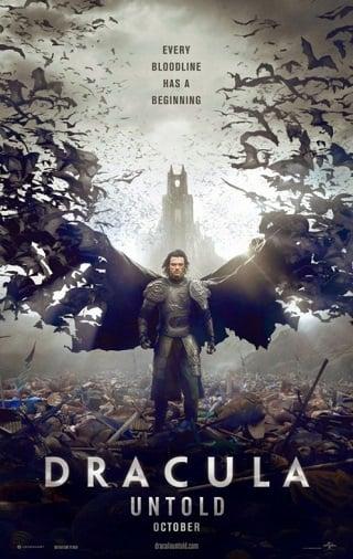 Dracula Untold (2014) แดร็กคูล่า ตำนานลับโลกไม่รู้
