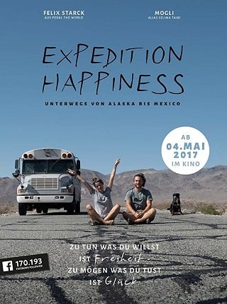 Expedition Happiness (2017) การเดินทางสู่ความสุข