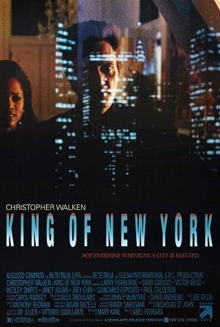 King of New York (1990) บรรยายไทย