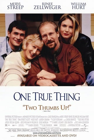 One True Thing (1998) ในดวงใจแม่ เธอคือรักแท้